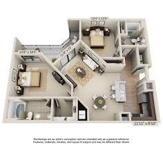 Innovative Modest 2 Bedroom Apartments In Orlando Millenia 700 Rentals  Orlando Fl Apartments