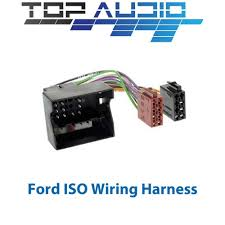 ford stereo wiring harness wiring diagram for you • ford iso wiring harness stereo radio plug lead wire loom ford f150 radio wiring harness ford radio wiring harness diagram