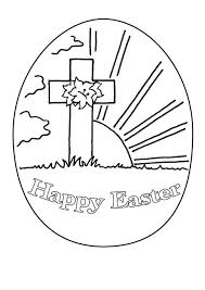 Christian Easter Coloring Pages Free Printable At Getdrawingscom