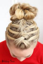 French Braid Updo Hairstyles Best 25 Volleyball Braids Ideas On Pinterest Volleyball Hair