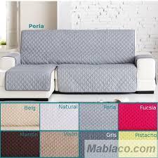 cubre sofá chaise longue dual quilt