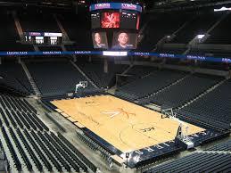 Athletic Vision Captured In The John Paul Jones Arena