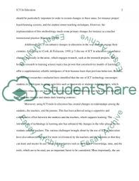 can ict enhance education in the st century essay can ict enhance education in the 21st century essay example