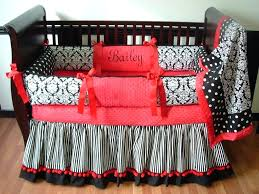 damask baby bedding red black damask baby bedding included this set the per and grey rose damask baby bedding