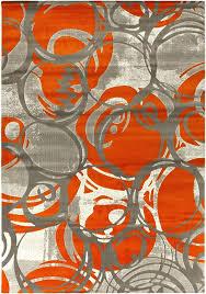 orange and grey area rug burnt teal rugs