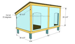 double dog house plans. Awesome Double Dog House Plans A