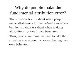 attribution theory 7
