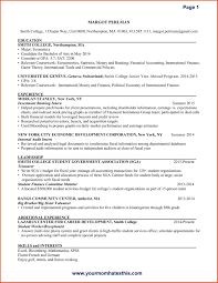 Exciting Resume Headings Moa Format Resume Job