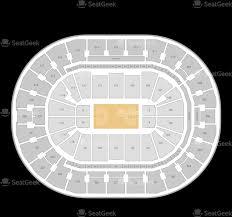 Hd Oklahoma City Thunder Stadium Seating Chart Elcho Table