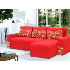 corner sofa bed red corner sofa bed peter available in many colours black red white corner