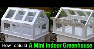 mini indoor greenhouse 12312016
