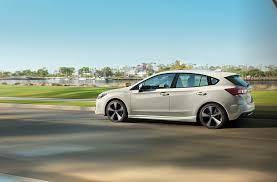 <b>All new</b> 2018 Subaru Impreza Gallery