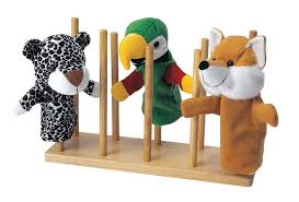 Puppet Display Stand