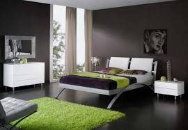 Green Bedroom With Combination Black Elegance Design With Green - Green bedroom