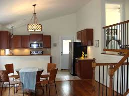 off center dining room light fascinating small chandeliers for low ceilings kitchen ceiling ideas best idea
