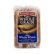 pepperidge farm wheat bread.  Wheat Pepperidge Farm 100 Whole Wheat Grain Bread Throughout A