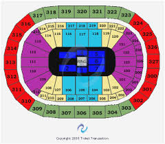 Consol Energy Center Seating Chart True Consol Arena Seating