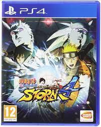 Naruto Shippuden Ultimate Ninja Storm 4 PS4: Amazon.de: Toys & Games