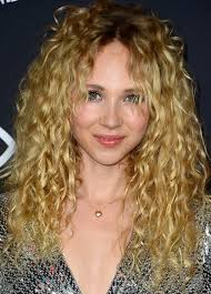 juno temple long blonde curly hairstyles for 2017