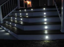 image of low voltage deck lighting kits