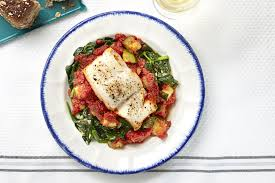 Mediterranean Cod Recipe