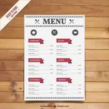restaurant menu maker free 20 printable free psd restaurant menu maker templates print