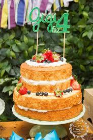 berry cake from a fairy garden birthday party on kara s party ideas karaspartyideas