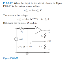 i m very confused how they derived the equation for the output voltage it was from my understanding that for an ideal op amp the cur through the