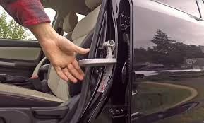 moki doorstep gives you a step to easily access roof of car car roof step