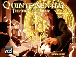 now on kickstarter quintessential the fifth element dice tower quintessential the fifth element quin tes sen tial kwintə senchəl 1 the fifth and highest element in ancient and medieval philosophy that permeates
