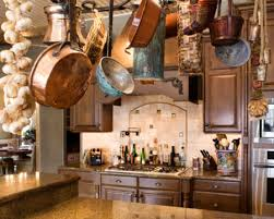 rustic italian furniture. italian rustic kitchen rounded rectangle shape mirrored in the back splash tiles furniture e