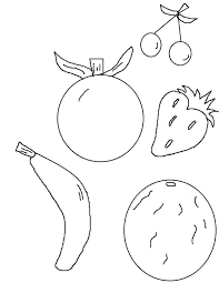 Small Picture Fruit of the Spirit Coloring Page NetArt