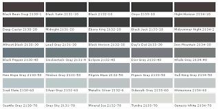 Onyx Color Chart - Beste.globalaffairs.co