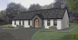 traditional design self build house in portglenone co antrim