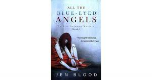 dog man book cover awesome all the blue e angels erin solomon mystery 1 by jen