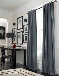 contemporary living room curtains. cool grey curtain ideas for large windows modern home office table. living room contemporary curtains