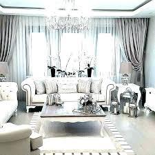 Living Room Curtain Ideas Three Windows