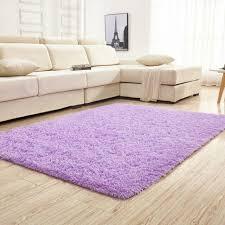 gwl soft gy purple area rugs for girls bedroom kids room children
