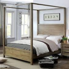 Buy Canopy Bed, Wood Online at Overstock | Our Best Bedroom ...