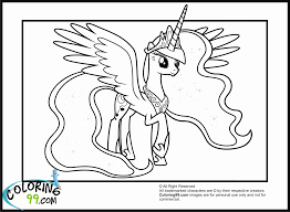 Small Picture Nightmare Moon Coloring Pages Kids Coloring