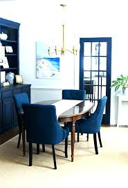 royal blue dining chairs room interior design 6 upholstered chair