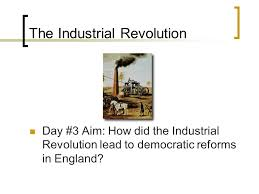 the industrial revolution mr trbovich world history ppt  24 the industrial revolution