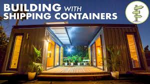 Homes Built From Shipping Containers Building Amazing Homes Mobile Spaces Using Shipping Containers