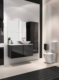 bathroom cabinets black gloss home design ideas