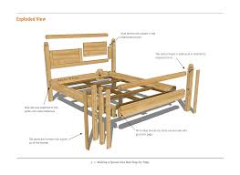 free wood bedroom furniture plans. bed woodworking plans platform beds children and bedroom furniture best of fine editors on bunk free wood n