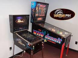 the mini is much smaller than a normal pinball machine so it s easier to move around takes up less e and is less expensive