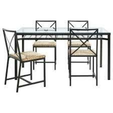 Ikea Granås Set Esstisch Couchtisch 4 Stühle In Berlin Wedding