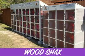 Woodchuck Firewood Vending Machines Mesmerizing Outdoor Vending Solutions Get Your Grill On