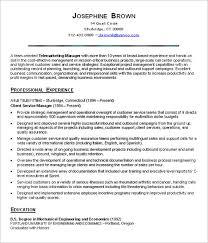 customer service manager resume loubanga com service manager resume service manager resume examples