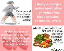 Blood Pressure Control Diet Chart High Blood Pressure Adults Medlineplus Medical Encyclopedia